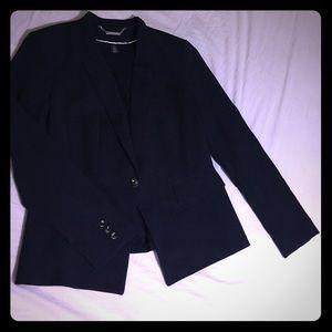 Deep Blue corporate blazer